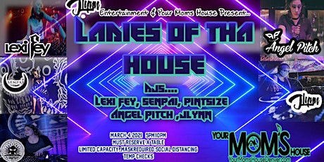 Ladies of tha House tickets