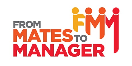 How to manage your former peers - From Mates to Manager- Online tickets