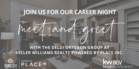 Career Night Meet and Greet with The Deldi Ortegon Group tickets