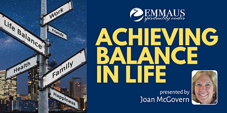 Achieving Balance in Life tickets