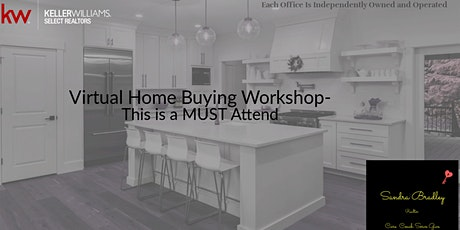 Maryland Virtual Home Buying Workshop-This is a MUST Attend tickets