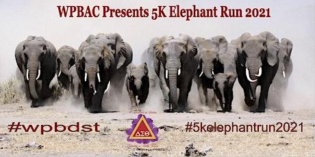 Virtual 5K Elephant Run 2021 tickets