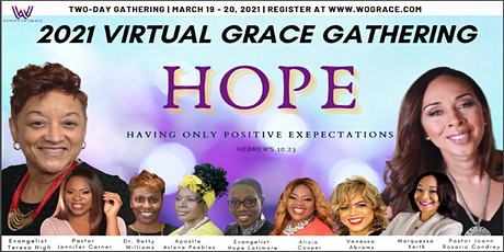 Women of Grace Ministries Virtual Gathering tickets