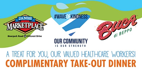 Janss Marketplace Wave of Kindness for Los Robles Healthcare Workers tickets