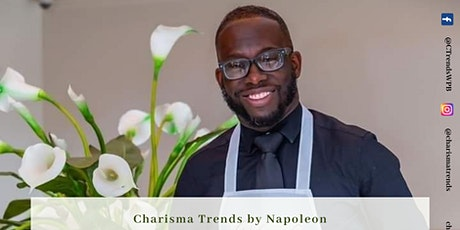 "Charisma Trends by Napoleon - ""The Launch Party"" tickets"