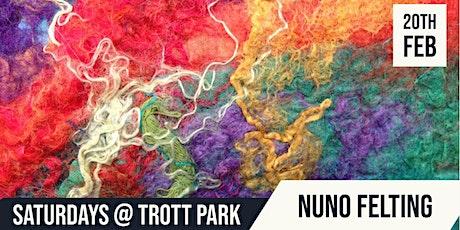 Nuno Felting | Trott Park tickets