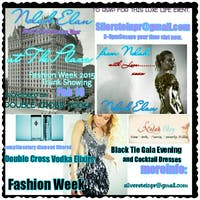 NEW YORK FASHION WEEK SIP AND SEE Nolah Elan at THE PLAZA Trunk Showing and Vodka tastingFeb16th,2015 3-9pm