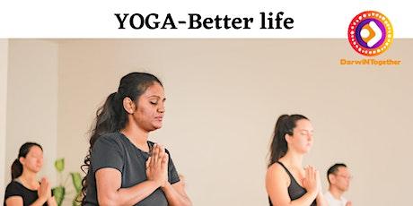 YOGA -Better Life tickets