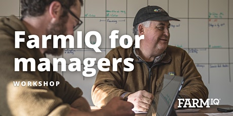 FarmIQ for Managers tickets