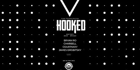 Hooked Boat Party Series Vol: 6 tickets