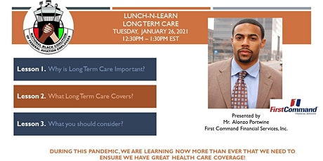 Lunch-N-Learn * Long Term Care tickets