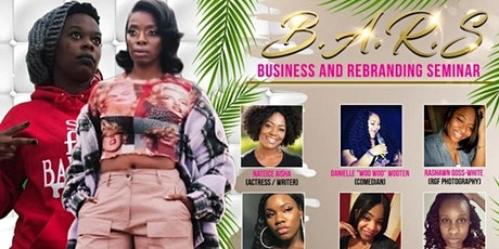 CHAKELET B.A.R.S (Business And Rebranding Seminar) tickets