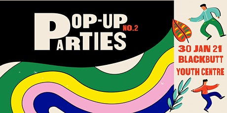 Pop Up Parties X Evolve Crew tickets