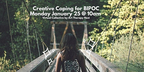 Creative Coping for BIPOC | Virtual Collective tickets