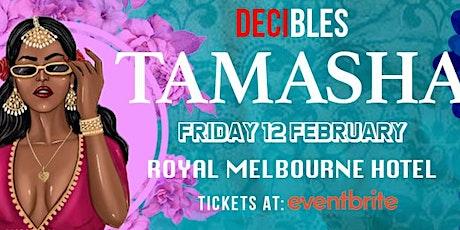Bollywood Tamasha @Royal Melbne Hotel tickets
