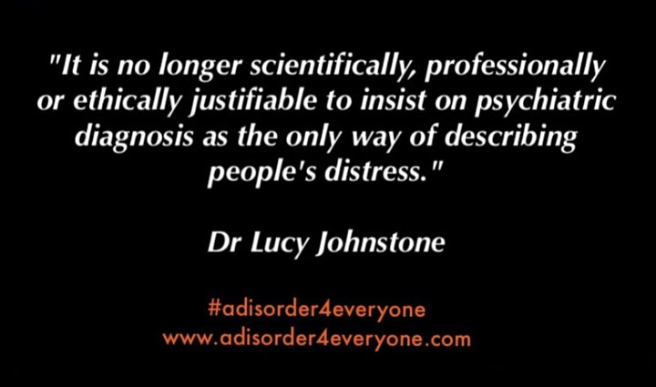 A Disorder for Everyone!  - The Online Festival 2021 image