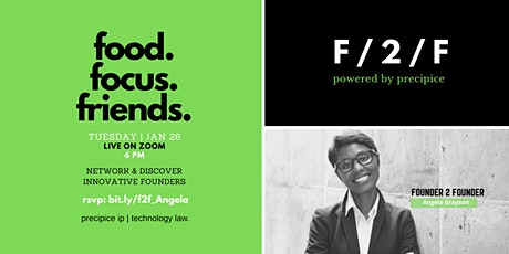 FOUNDER 2 FOUNDER: Angela Grayson's Journey As A Soloprenuer tickets