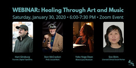 Healing Through Art and Music: Expression tickets