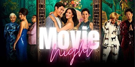 Movie Night @ The Gardens - Crazy Rich Asians (2018) tickets