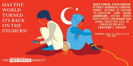 Has Its World Turned Its Back On The Uyghurs? tickets