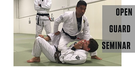 Todd Tanaka Open Guard Seminar tickets