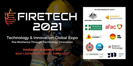 FireTech 2021 Global Technology & Innovation Expo tickets
