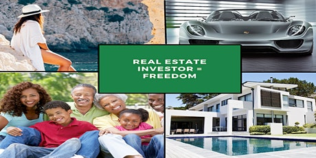 Making Money Investing In Real Estate -Charlotte, NC tickets