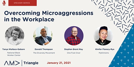 Overcoming Microaggressions in the Workplace tickets