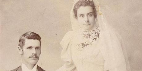 Hawkesbury Family History mtg Sue Williams Elizabeth & Elizabeth- VIA ZOOM tickets