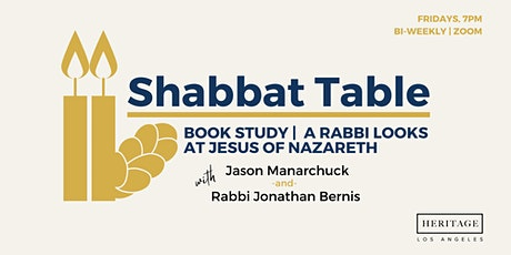 Shabbat Table tickets