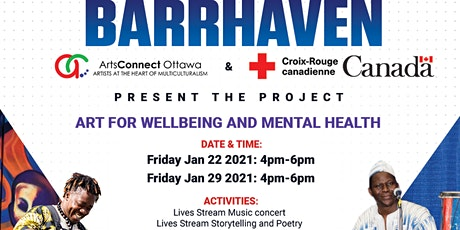 Art for well-being and mental health tickets