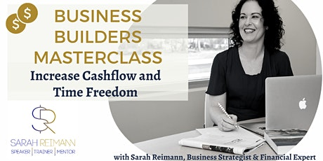 Business Builders Masterclass tickets