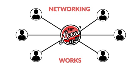 RelyLocal Networking Lunch at Cream & Crepe Cafe tickets