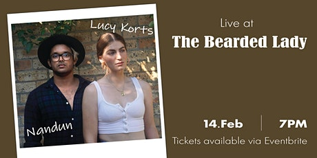 Nandun x Lucy Korts Live at the Bearded Lady tickets