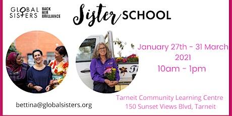 Global Sisters Sister School Melbourne West - 10 week education program tickets