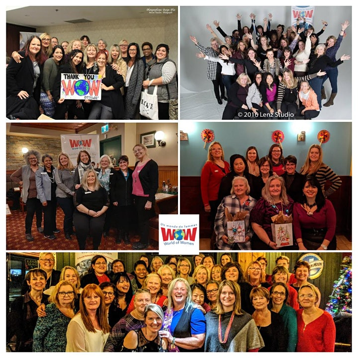 WOW March Mix & Mingle image