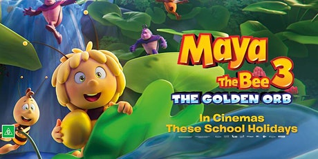 Maya the Bee: The Golden Orb tickets