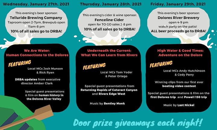DRBA's 8th Annual Permit Party! image