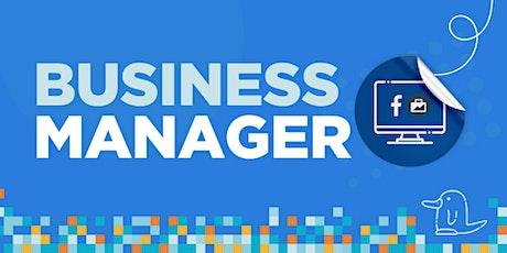 Business Manager de Facebook para Marcas y Agencias tickets
