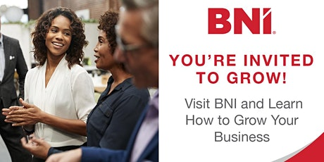 Grow Your Client Base with BNI - Discovery Event tickets