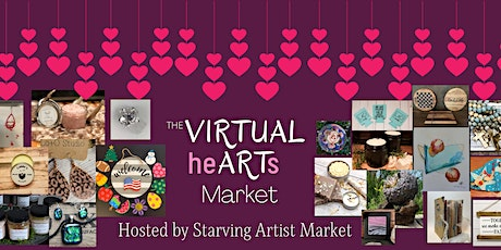 Virtual Hearts Market tickets
