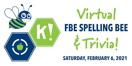 20th Annual Foundation for Belmont Education Virtual Spelling Bee & Trivia! tickets