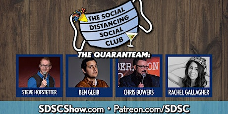 Social Distancing Social Club tickets