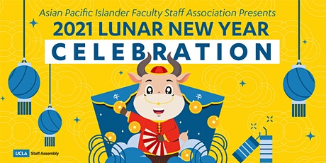 APIFSA presents: 2021 Lunar New Year Celebration tickets