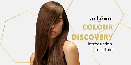 Colour Discovery - Introduction to Colour tickets