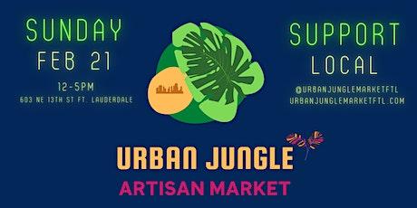 Urban Jungle Market FTL tickets