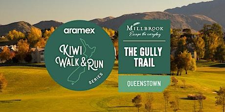 Aramex Kiwi Walk & Run Series - Queenstown - Millbrook Resort 'Gully Trail' tickets