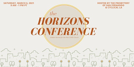 The Horizons Conference tickets