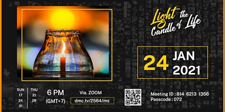 Light the candle of Life tickets
