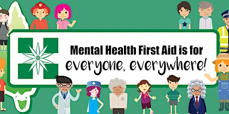 Mental Health First Aid *Online*  Workplace - monthly courses tickets